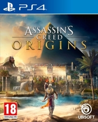 Assassins Creed: Origins uncut - Cover beschädigt (PS4)