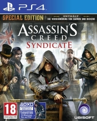 Assassins Creed: Syndicate Special Edition EU uncut - Cover beschädigt (PS4)