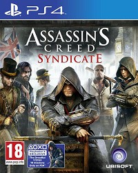 Assassins Creed: Syndicate uncut Deadful Crimes Ediition + 10 Bonusmissionen (PS4)