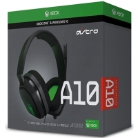 Astro Gaming A10 Headset Grey/Green Xbox One, PC, MAC (Xbox One)