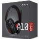 Astro Gaming A10 Headset Grey/Red PC, MAC, PS4, Xbox One
