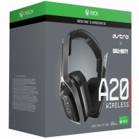 Astro Gaming A20 Headset COD Black/Silver Xbox One, PC, MAC (Xbox One)