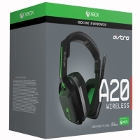 Astro Gaming A20 Headset Grey/Green Xbox One, PC, MAC (Xbox One)