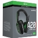 Astro Gaming A20 Headset Grey/Green Xbox One, PC, MAC