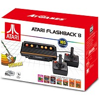 Atari Flashback 8 Classic Game Console (Gaming Zubehör)