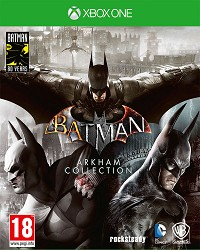Batman Arkham Collection (Steelbook Edition) (Xbox One)