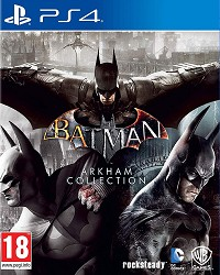 Batman Arkham Collection (Triple Pack uncut Edition) (PS4)