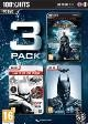 Batman Collection Triple Pack (Origins + City + Asylum) uncut - Cover besch�digt