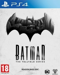 Batman: A Telltale Games Series uncut (PS4)