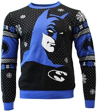 Batman In the Shadows Xmas Pullover (L) (Merchandise)