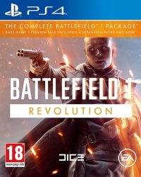 Battlefield 1 Revolution uncut Edition (PS4)
