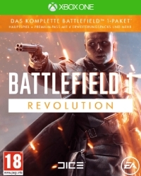 Battlefield 1 Revolution uncut Edition (Xbox One)