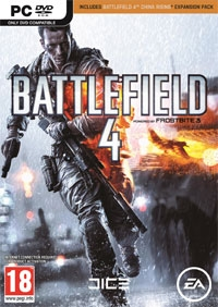 Battlefield 4 AT D1 uncut inkl. Bonus DLC (PC)