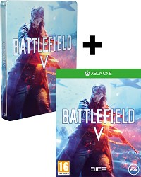 Battlefield 5 AT Limited Steelbook Edition uncut + 3 Preorder Boni (Xbox One)