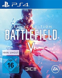 Battlefield 5 Limited Deluxe Edition uncut + 3 Boni (PS4)