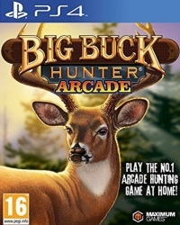 Big Buck Hunter: Arcade EU uncut (PS4)