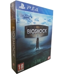 Bioshock The Collection HD Remastered AT uncut + 8 DLCs + Artwork Packing (PS4)