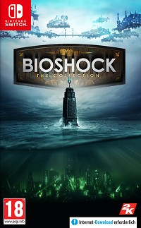 Bioshock The Collection uncut (Nintendo Switch)