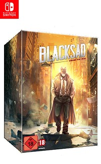 Blacksad: Under the Skin Collectors Edition uncut (Nintendo Switch)