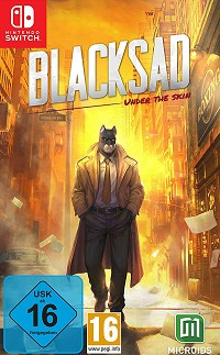 Blacksad: Under the Skin Limited Edition uncut (Nintendo Switch)