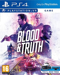 Blood & Truth VR uncut (PS4)