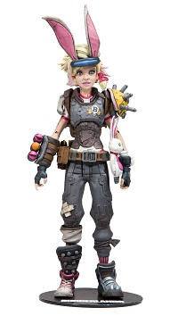 Borderlands 3: Actionfigur Tiny Tina (18 cm) - Limitierte Auflage (Merchandise)