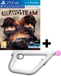 Bravo Team VR uncut + Aim Controller (PS4)