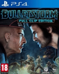 Bulletstorm Full Clip Edition Early Delivery Bonus uncut - Cover beschädigt (PS4)