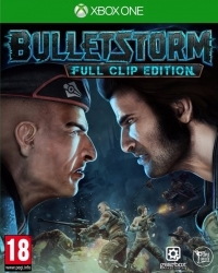 Bulletstorm Full Clip Edition Early Delivery Bonus uncut - Cover beschädigt (Xbox One)