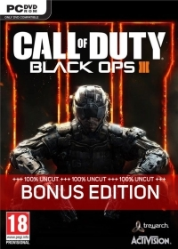 Call Of Duty: Black Ops 3 EU PEGI Zombie uncut (PC)