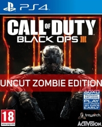 Call Of Duty: Black Ops 3 EU PEGI Zombie Edition uncut (PS4)