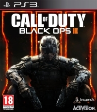 Call Of Duty: Black Ops 3 AT PEGI D1 Bonus uncut (PS3)