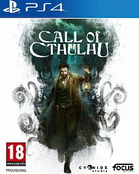 Call of Cthulhu: The Official Video Game uncut (PS4)