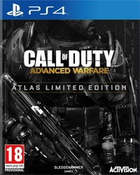Call of Duty Advanced Warfare Limited EU Atlas Edition uncut (PS4)