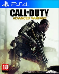 Call of Duty: Advanced Warfare EU uncut (PS4)
