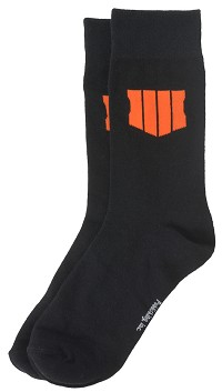 Call of Duty Black Ops 4 Black Socken schwarz (Merchandise)