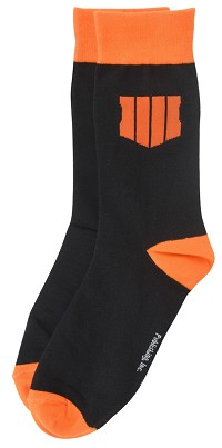 Call of Duty: Black Ops 4 Socken orange (Merchandise)