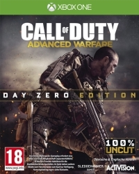 Call of Duty: Advanced Warfare Day 0 uncut inkl. Arsenal 4er DLC Pack - Cover beschädigt (Xbox One)