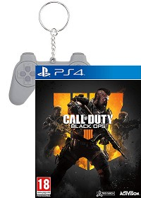 Call of Duty: Black Ops 4 AT uncut + PSX Retro Schlüsselanhänger (PS4)