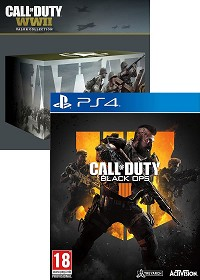 Call of Duty: Black Ops 4 AT uncut + Valor Collection (PS4)
