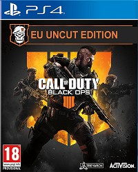 Call of Duty: Black Ops 4 EU  Edition uncut inkl. Private BETA Zugang + PSX Retro Schhlüsselanhänger (PS4)