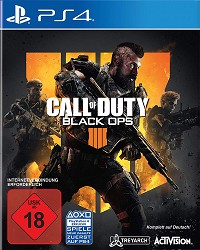 Call of Duty: Black Ops 4 USK (PS4)