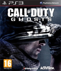 Call of Duty: Ghosts AT uncut (PS3)