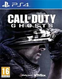 Call of Duty: Ghosts EU uncut (PS4)