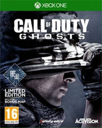 Call of Duty: Ghosts Limited AT D1 Bonus Edition uncut inkl. Free Fall DLC (Xbox One)