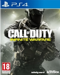 Call of Duty: Infinite Warfare AT Zombie Edition uncut inkl. Bonus DLC (PS4)
