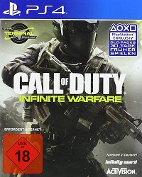 Call of Duty: Infinite Warfare (USK) (PS4)