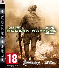Call of Duty: Modern Warfare 2 uncut (PS3)