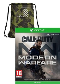 Call of Duty: Modern Warfare Limited Gym Bag Edition uncut (exklusiv) (Xbox One)