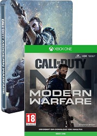 Call of Duty: Modern Warfare Limited Steelbook Edition uncut (exklusiv) (Xbox One)